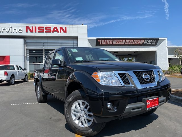 2020 Nissan Frontier SV Crew Cab 4x4 SV Auto Regular Unleaded V-6 3.8 L/231 [9]
