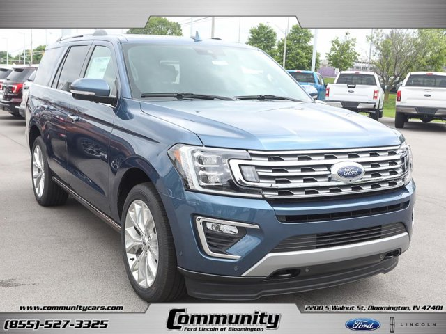 New 2019 Ford Expedition in Bloomington, IN