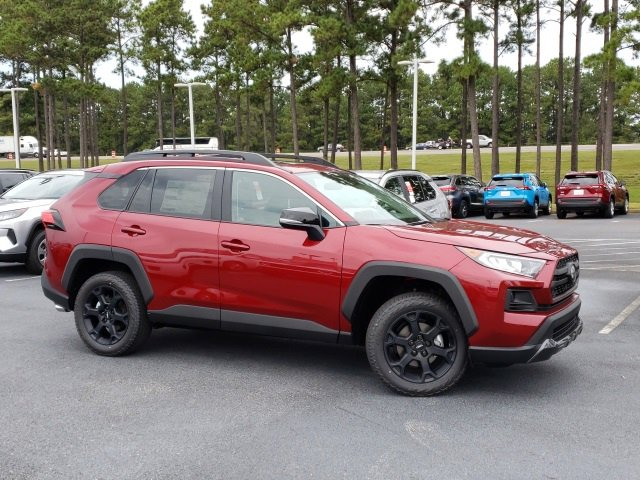 New 2020 Toyota RAV4 in , AL