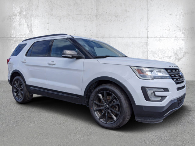 Used 2017 Ford Explorer in Venice, FL