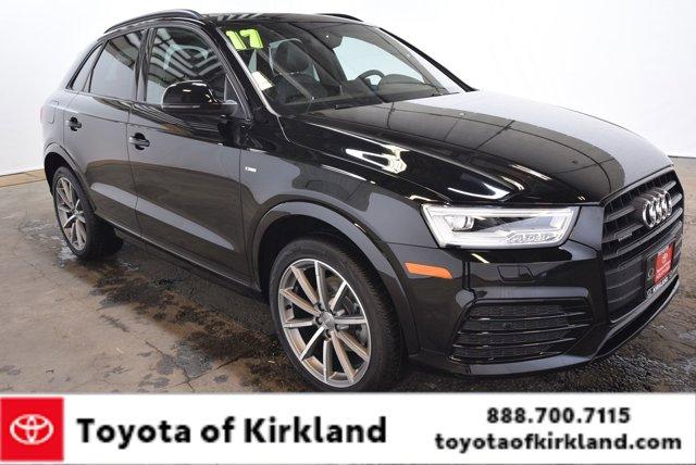 Used 2017 Audi Q3 in Kirkland, WA