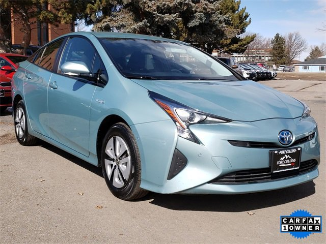 Used 2018 Toyota Prius in Fort Collins, CO