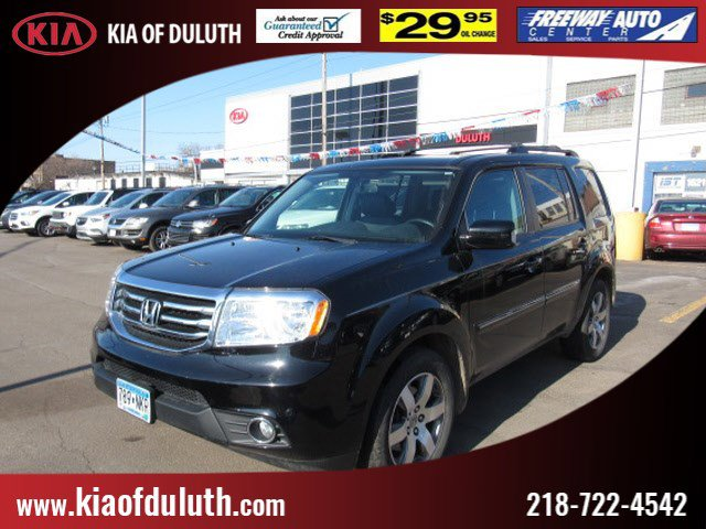 Used 2014 Honda Pilot in Duluth, MN