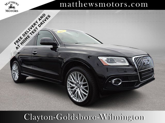 Used 2017 Audi Q5 in Goldsboro, NC