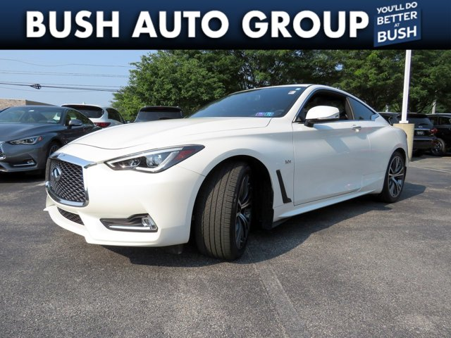 2018 INFINITI Q60 3.0t LUXE 3.0t LUXE AWD Twin Turbo Premium Unleaded V-6 3.0 L/183 [2]