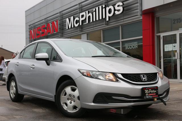 2014 Honda Civic Sedan LX | HEATED SEATS | BLUETOOTH | 4dr CVT LX Regular Unleaded I-4 1.8 L/110 [0]