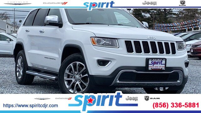 Used 2015 Jeep Grand Cherokee in Swedesboro, NJ