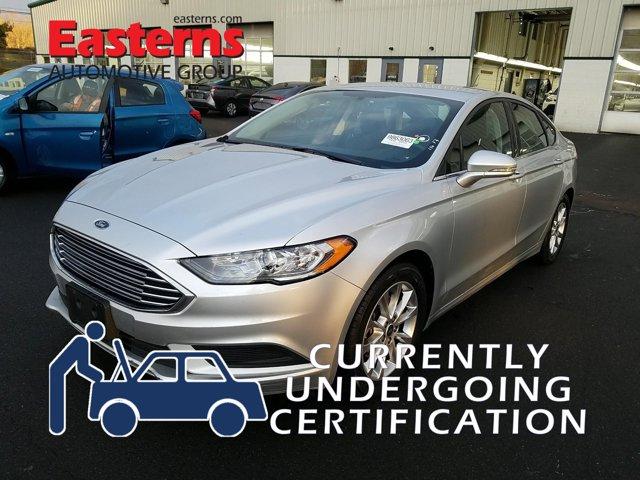 2017 Ford Fusion SE EcoBoost 4dr Car