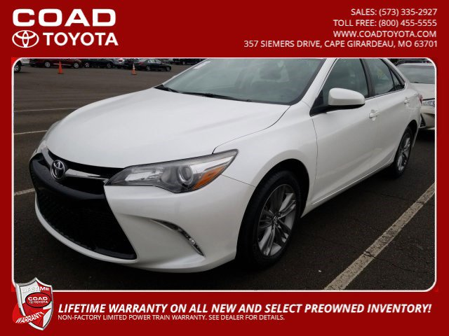 Used 2017 Toyota Camry in Cape Girardeau, MO