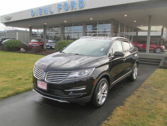 Used 2017 LINCOLN MKC Reserve AWD