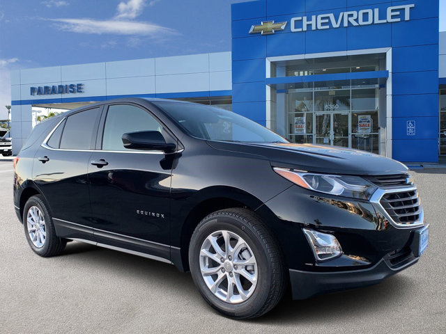 2020 Chevrolet Equinox LT FWD 4dr LT w/1LT Turbocharged Gas I4 1.5L/92 [1]