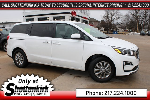 New 2020 KIA Sedona in Quincy, IL