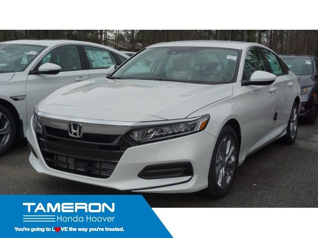 New 2020 Honda Accord Sedan in Gadsden, AL