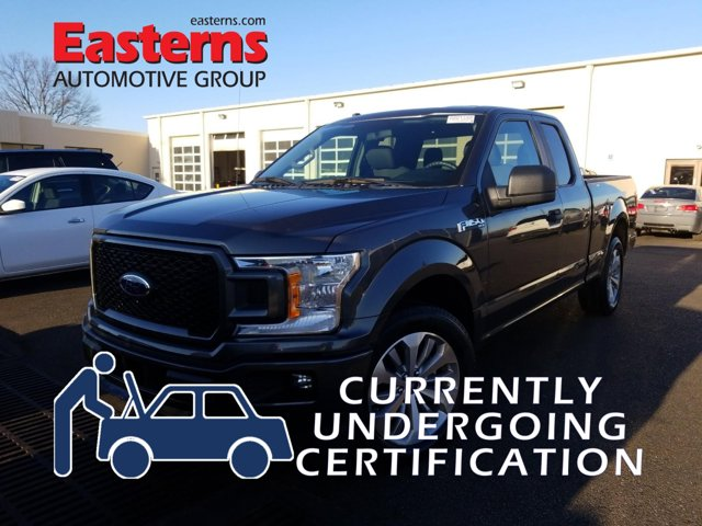 2018 Ford F-150 XL STX Sport EcoBoost Extended Cab Pickup