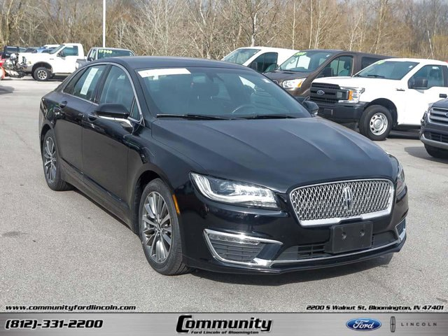 Used 2017 Lincoln MKZ in Bloomington, IN