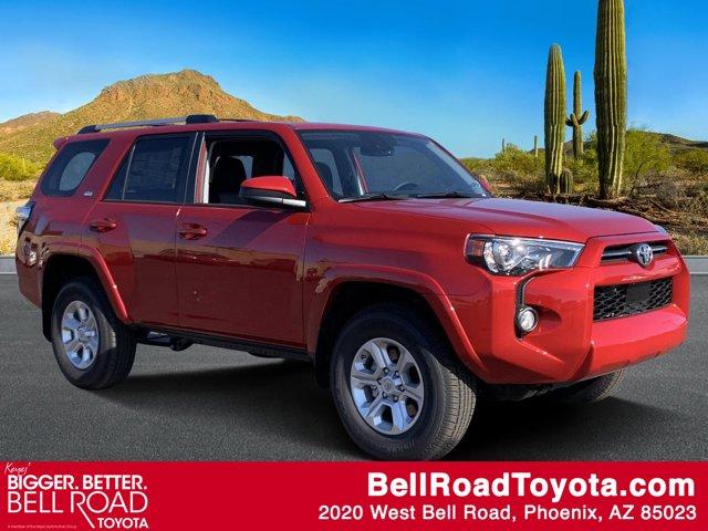New 2020 Toyota 4Runner in Phoenix, AZ
