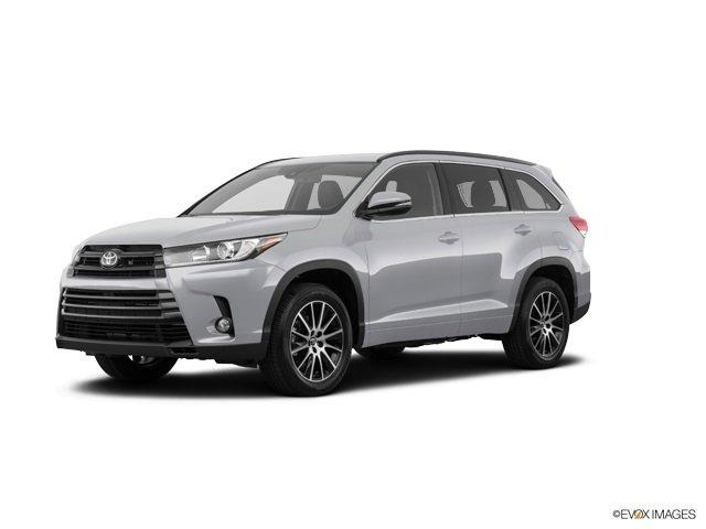 2019 Toyota Highlander SE  Regular Unleaded V-6 3.5 L/211 [9]