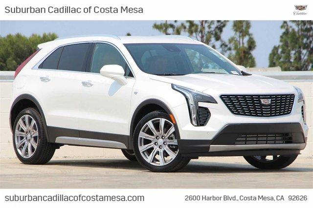 2020 Cadillac XT4 FWD Premium Luxury FWD 4dr Premium Luxury Turbocharged Gas I4 2.0L/ [15]
