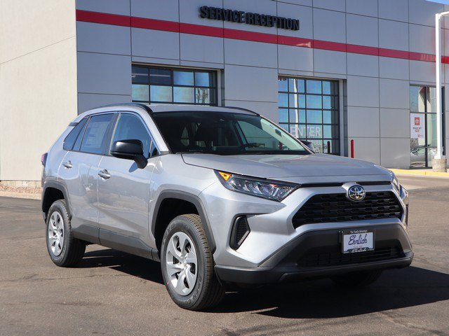 New 2020 Toyota RAV4 in Laramie, WY