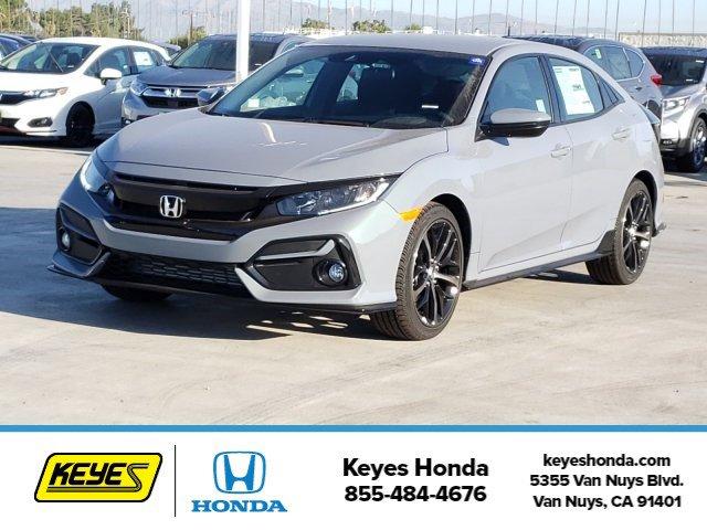 New 2020 Honda Civic Hatchback in  Van Nuys, CA
