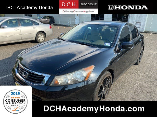 2010 Honda Accord Sedan LX-P