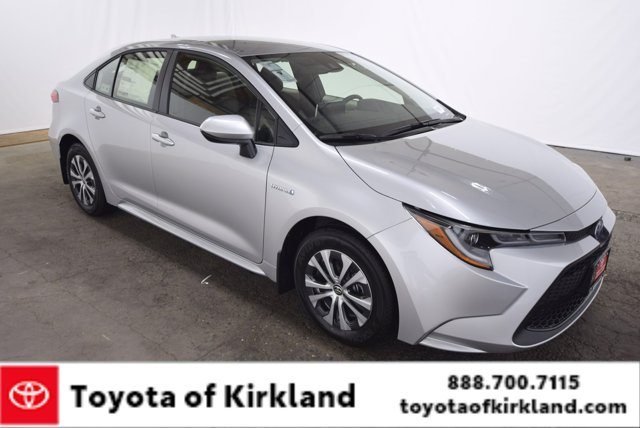 New 2021 Toyota Corolla in Kirkland, WA