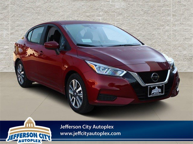 New 2020 Nissan Versa in Jefferson City, MO