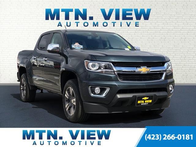 Used 2017 Chevrolet Colorado in Chattanooga, TN