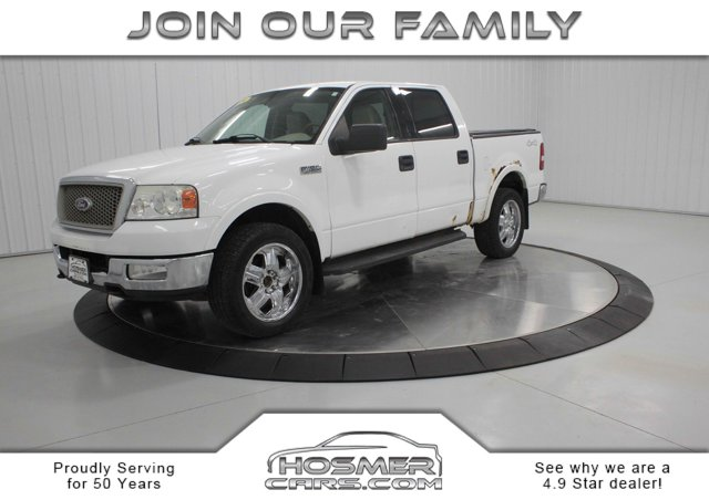 Used 2004 Ford F-150 in Mason City, IA