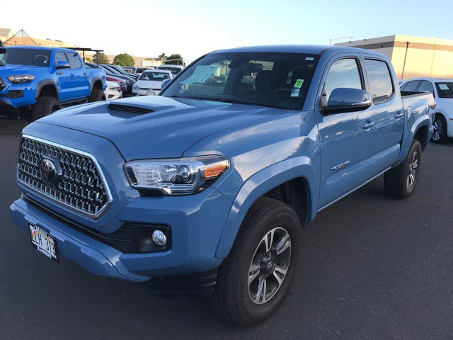 Used 2019 Toyota Tacoma in Kihei, HI