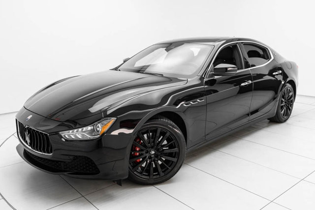 Used 2017 Maserati Ghibli in Las Vegas, NV