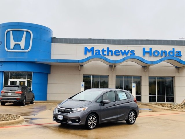 New 2020 Honda Fit in Paris, TX