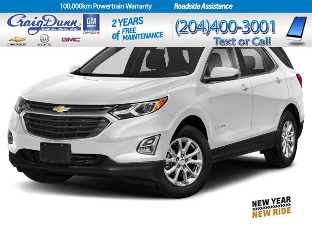 2021 Chevrolet Equinox LT AWD 4dr LT w/1LT Turbocharged Gas I4 1.5L/92 [12]