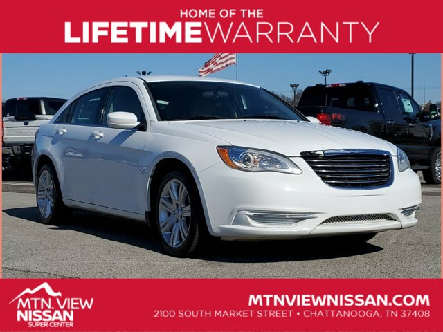 Used 2013 Chrysler 200 in Chattanooga, TN