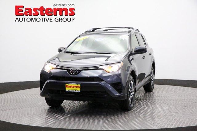 2017 Toyota RAV4 LE Sport Utility