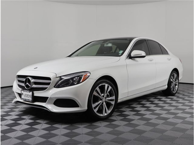 2015 Mercedes-Benz C-Class C 300 4MATIC Sedan 4D
