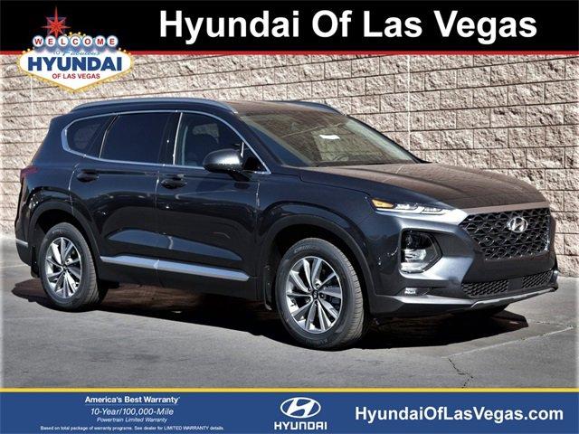 2020 Hyundai Santa Fe SEL w/SULEV SEL 2.4L Auto FWD w/SULEV Regular Unleaded I-4 2.4 L/144 [27]
