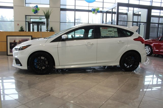 New 2017 Ford Focus RS Hatch