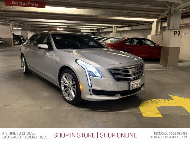 2018 Cadillac CT6 Platinum AWD 4dr Sdn 3.6L Platinum AWD Gas V6 3.6L/223 [0]