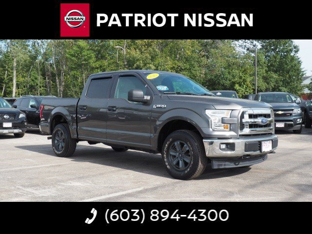 Used 2017 Ford F-150 in Salem, NH