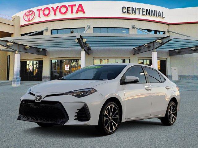 Used 2017 Toyota Corolla in Las Vegas, NV