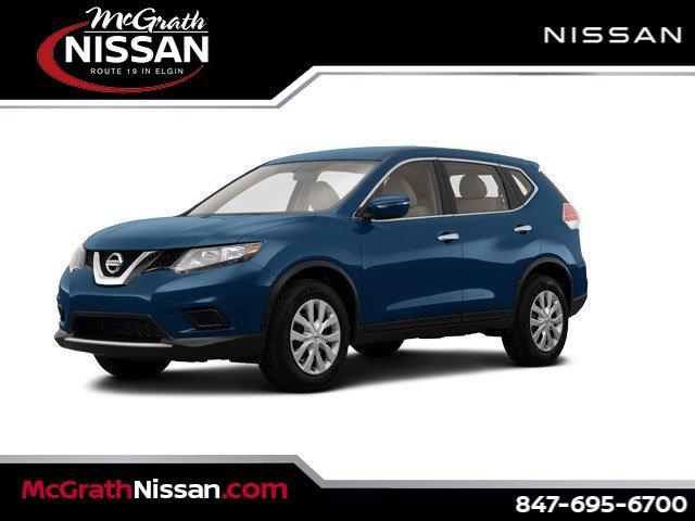 2015 Nissan Rogue S FWD 4dr S *Ltd Avail* Regular Unleaded I-4 2.5 L/152 [1]