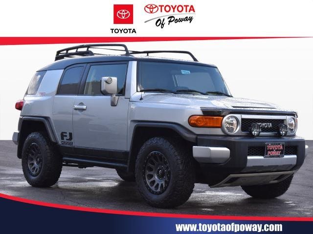 Used 2008 Toyota FJ Cruiser in Poway, CA