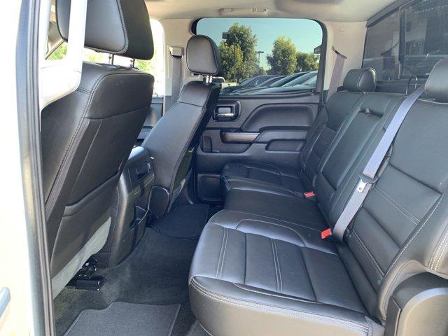 2017 GMC Sierra 1500 Denali 4D Crew Cab V8 EcoTec3 6.2L