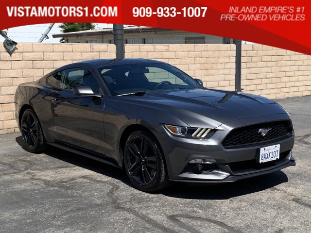 2017 Ford Mustang EcoBoost Premium Performance 2D Coupe 4-Cyl EcoBoost 2.3T Manual, 6-Spd