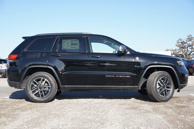 New 2021 Jeep Grand Cherokee Trailhawk 4x4