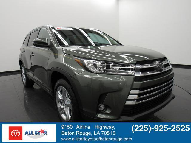 Used 2019 Toyota Highlander in Baton Rouge, LA