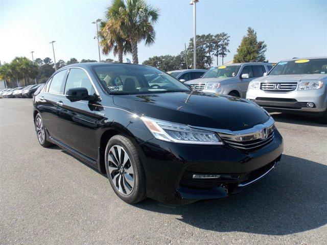 New 2017 Honda Accord Hybrid in Savannah, GA
