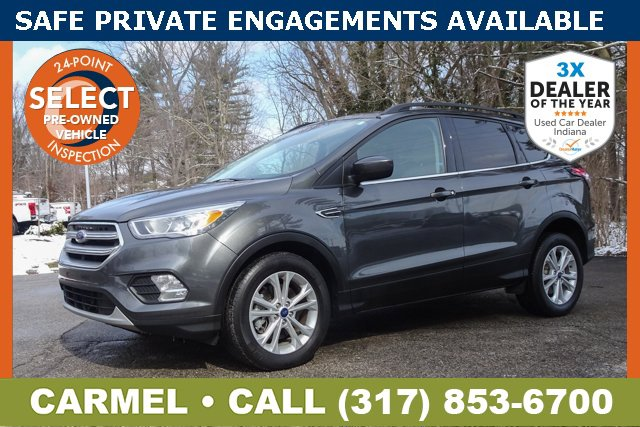 Used 2017 Ford Escape in Indianapolis, IN