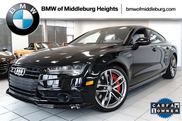 Used 2017 Audi S7 in Cleveland, OH
